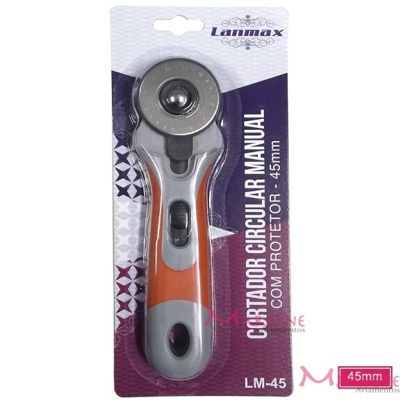 Cortador circular 45mm manual Lanmax