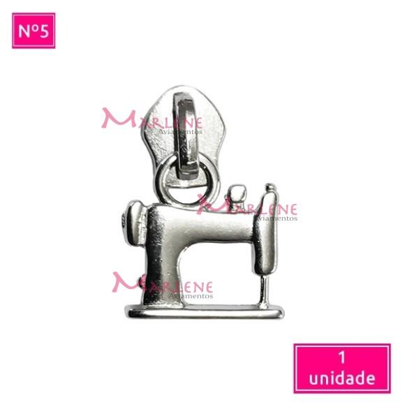 Cursor nº5 máquina de costura níquel artesanal unidade