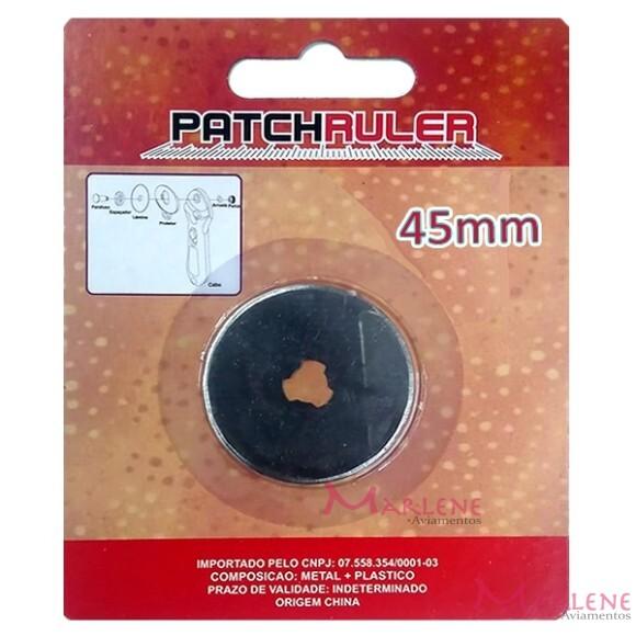 Lâmina refil 45mm Patchruler