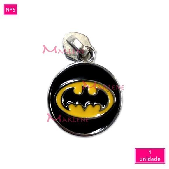 Cursor nº5 morcego níquel artesanal unidade