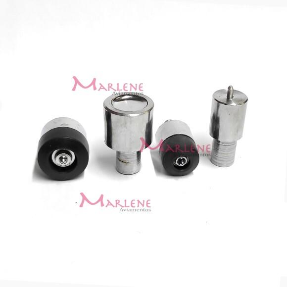 Matriz para botão pressão /80 (nº80)