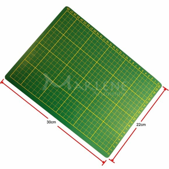 Base de corte verde 30x22