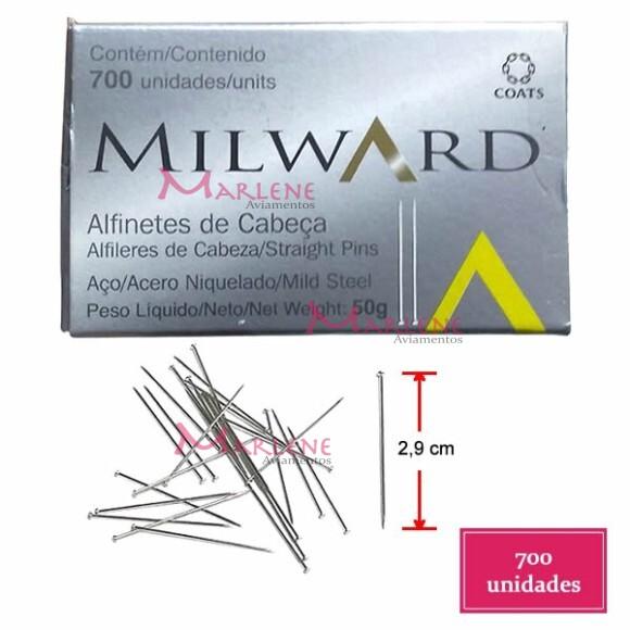 Alfinete nº29 Milward Coats